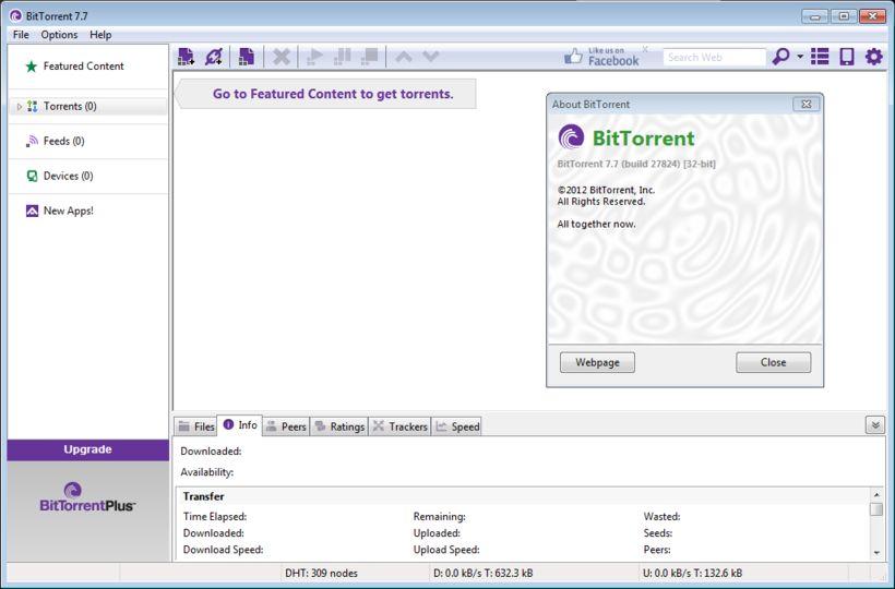 Download BitTorrent - BitTorrent - Download