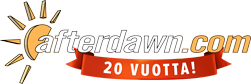 AfterDawn: Sanasto