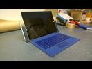 Testissä Microsoft Surface Pro 3, Type Cover ja lataustelakka