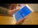 Pikatestissä Sony Xperia Z3 Tablet Compact – höyhenenkevyt joka paikan mobiililaite