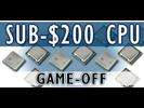 Alle 200 dollarin prosessori pelikäyttöön: FX, APU vai Pentium?