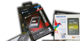 Aika päivittää: vertailussa 10 SSD-asemaa 240 - 256 gigatavun kapasiteetilla