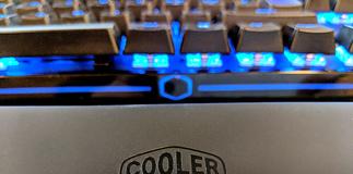 Cooler Master MasterKeys MK750 – moitteeton suoritus