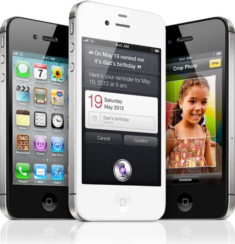 Apple iPhone 4S (64 GB)