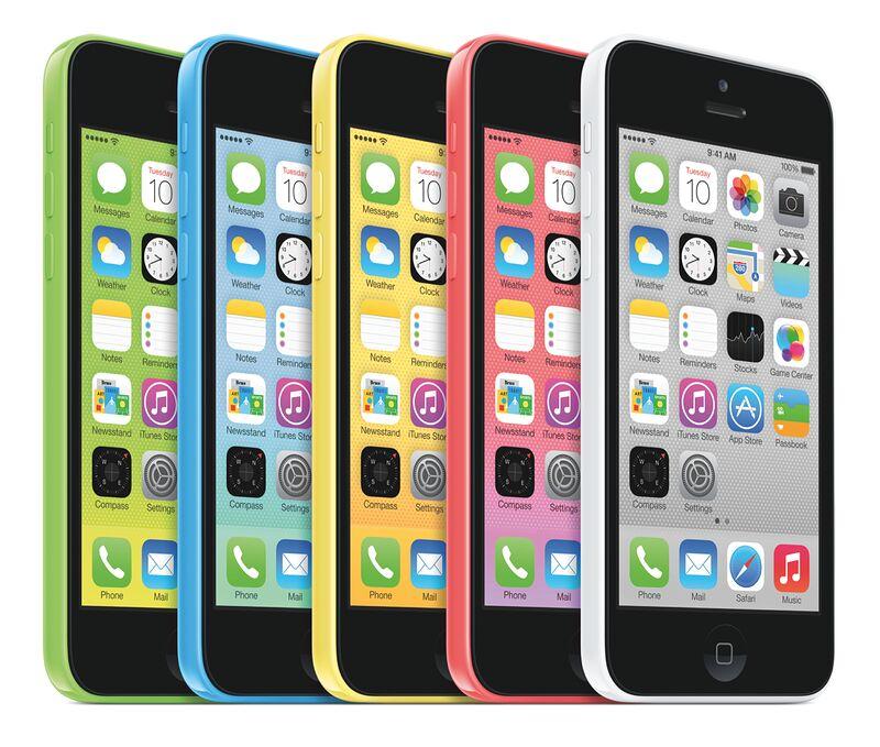 Apple iPhone 5C (32GB)