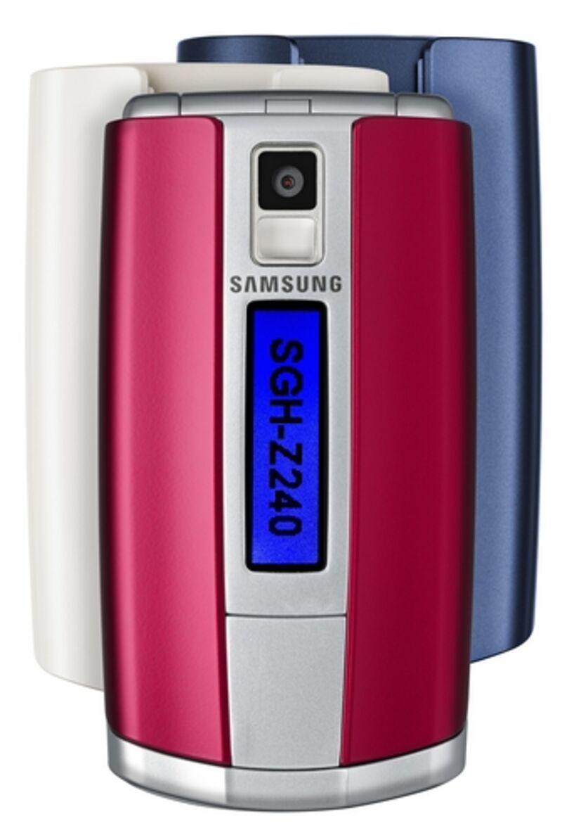 Samsung SGH-Z240