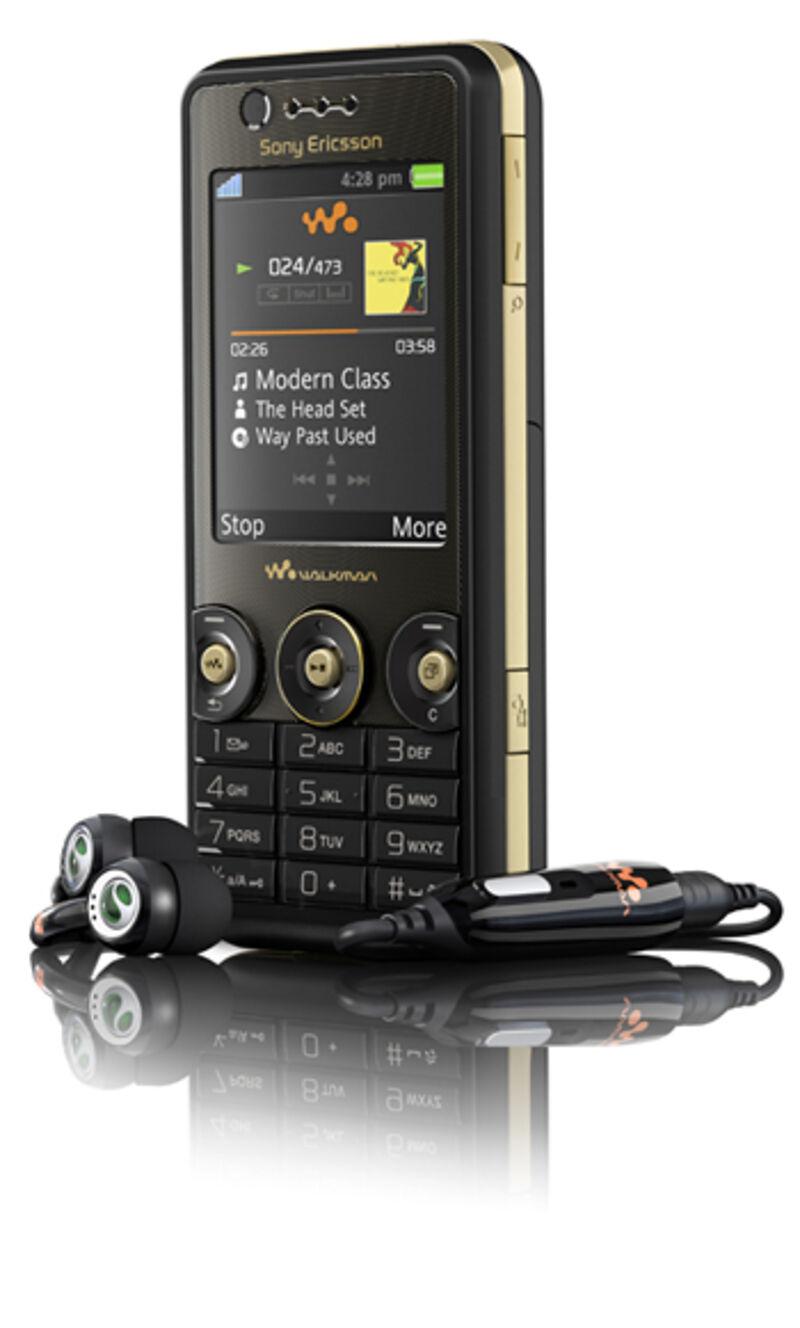 Sony Ericsson W660i