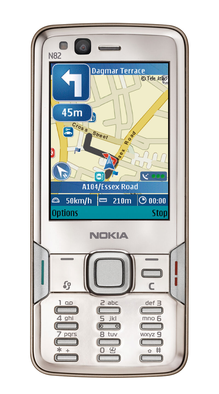 Nokia N82 2GB Navigation