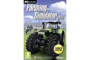 Farming Simulator 2011 (PC)