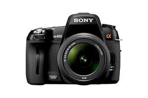 Sony DSLR-A450L