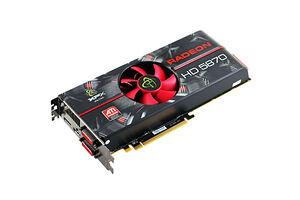 XFX Radeon HD 5870 (1024 MB / HDMI / DisplayPort)