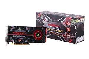 XFX Radeon HD 5850 (1024 MB / 765 MHz / HDMI / DisplayPort)