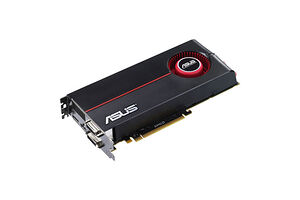 Asus Radeon HD 5850 (1024 MB / 725 MHz / HDMI / DisplayPort)