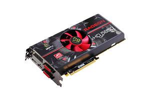 XFX Radeon HD 5850 (1024 MB / 725 MHz / HDMI / DisplayPort)