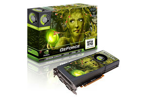 Point of View GeForce GTX 470 (1280 MB / 607 MHz / HDMI)