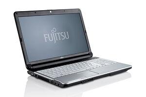 Fujitsu Lifebook A530 (i3-350M / 250 GB / 1366x768 / 2048 MB / Intel HD / Windows 7 Professional)