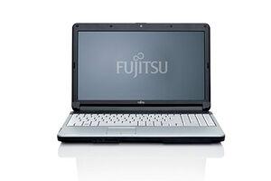 Fujitsu Lifebook A530 (P4600 / 250 GB / 1366x768 / 5120 MB / Intel UMA / Windows 7 Professional)