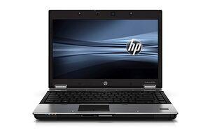 HP EliteBook 8440p (i5-540M / 160 GB SSD / 1366x768 / 2048 MB / Intel HD / Windows 7 Professional)