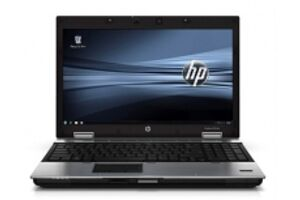 HP EliteBook 8540p (i7-640M / 320 GB / 1600x900 / 4096 MB / NVIDIA NVS 5100M / Windows 7 Professional)