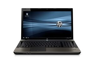 HP ProBook 4720s (i5-460M / 500 GB / 1600x900 / 4096 MB / ATI Mobility Radeon HD 4330 / Windows 7 Professional)