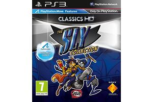 Sly Trilogy HD Collection (PS3)