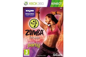 Zumba Fitness - Join the Party (Xbox 360)