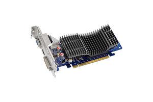 Asus EN210 SILENT/DI/512MD2 (512 MB / 589 MHz / HDMI / HDMI)