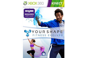 Your Shape - Fitness Evolved (Xbox 360)