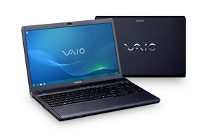 Sony Vaio VPCF13S8E/B (i7-740QM / 500 GB / 1920x1080 / 6144 MB / NVIDIA GeForce GT 425M / Windows 7 Home Premium)