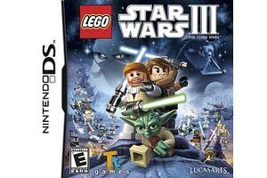 Lego Star Wars III: Clone Wars (DS)