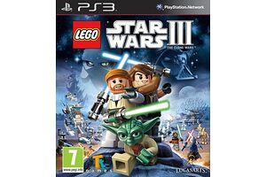 Lego Star Wars III: Clone Wars (PS3)