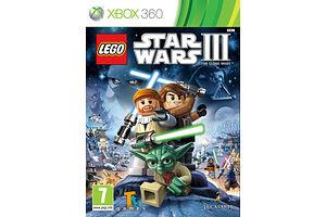 Lego Star Wars III: Clone Wars (Xbox 360)
