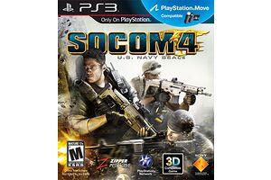 SOCOM 4: U.S. Navy SEALs (PS3)