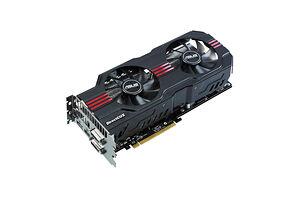 Asus Radeon HD 6950 / EAH6950 DCII/2DI4S/2GD5 (2048 MB / 810 MHz / 4xDisplayPort / HDMI)