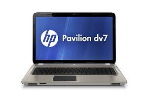HP Pavilion dv7-6b13eo