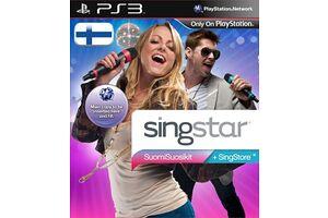 SingStar - SuomiSuosikit (PS3)