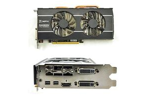 XFX AMD Radeon HD 6950 2GB Dual fan