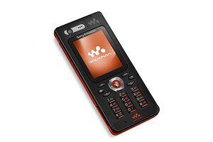 Sony Ericsson W888c