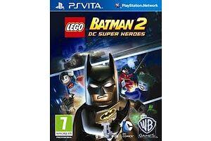 Lego Batman 2: DC Super Heroes (PSP)