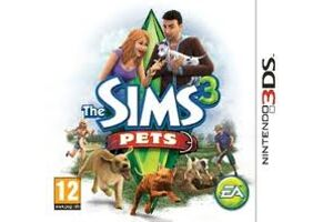 The Sims 3: Pets (DS)