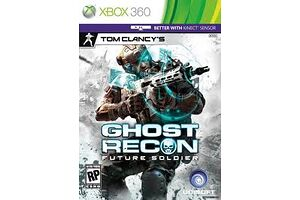 Tom Clancys Ghost Recon: Future Soldier (Xbox 360)