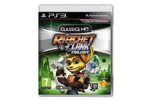 The Ratchet & Clank Trilogy (PS3)