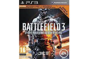 Battlefield 3 Premium (PS3)