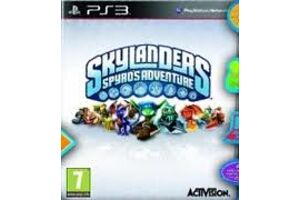 Skylanders: Spyro's Adventure (PS3)