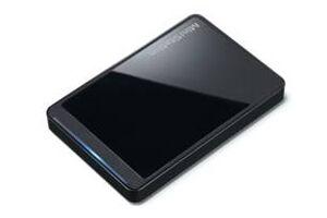 Buffalo Ministation Neo 1TB (USB2, Musta)