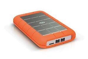 LaCie Rugged Triple 500GB (USB3/FW800, 7200rpm)