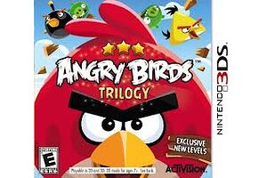 Angry Birds Trilogy (DS)