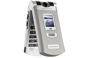 Sony Ericsson Z800i