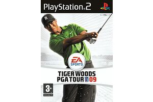 Tiger Woods PGA TOUR 09 (PS2)
