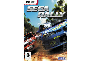Sega Rally (PC)